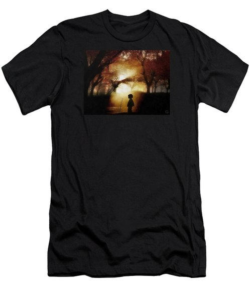 A Moment Beyond Time Men's T-Shirt (Athletic Fit)