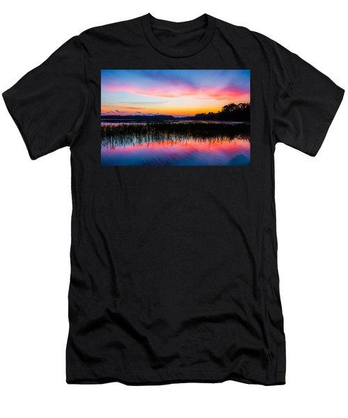 A Palette Of Colors Men's T-Shirt (Athletic Fit)
