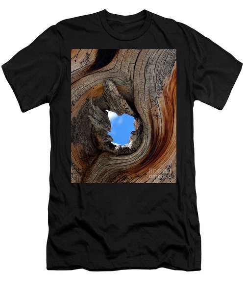 A Patch Of Blue Men's T-Shirt (Athletic Fit)