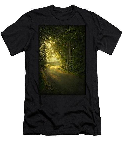 A Path To The Light Men's T-Shirt (Athletic Fit)