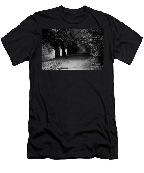 A Place For Meditation Men's T-Shirt (Athletic Fit)