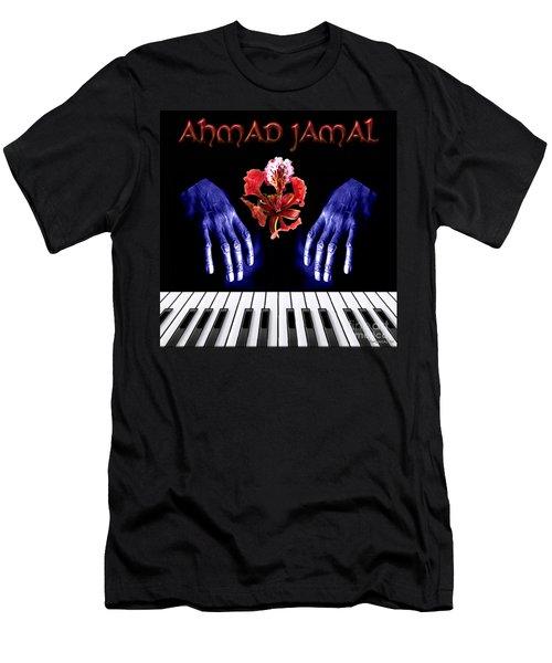 Ahmad Jamal Men's T-Shirt (Athletic Fit)