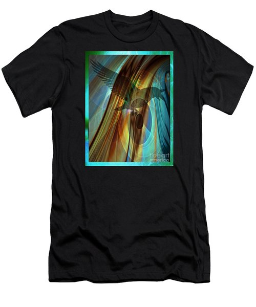 A Raven's Eye Men's T-Shirt (Athletic Fit)