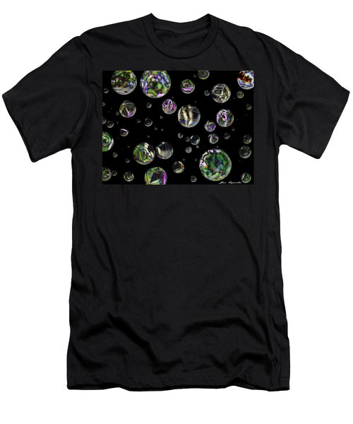 A Round Men's T-Shirt (Athletic Fit)