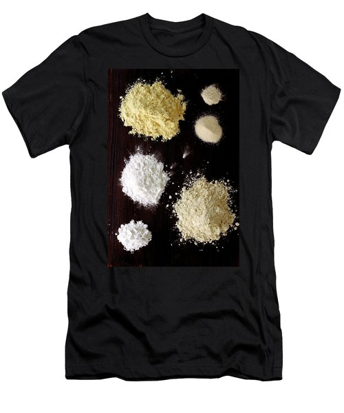 A Selection Of Gluten Free Flours Men's T-Shirt (Athletic Fit)