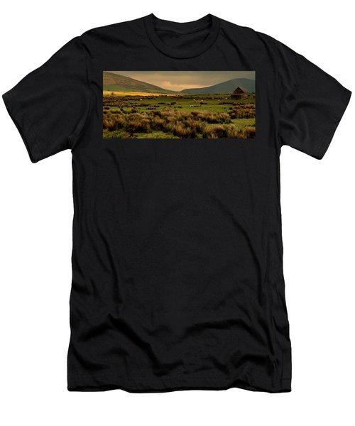A Spot Of Sunshine Men's T-Shirt (Athletic Fit)