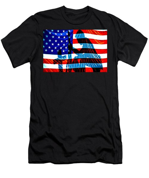 A Time To Remember Men's T-Shirt (Slim Fit) by Bob Orsillo