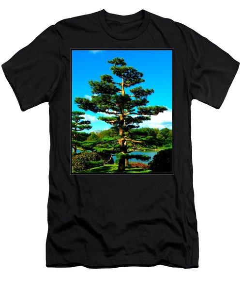 A Tree... Men's T-Shirt (Athletic Fit)