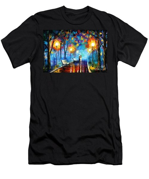 A Walk In The Park Men's T-Shirt (Slim Fit)