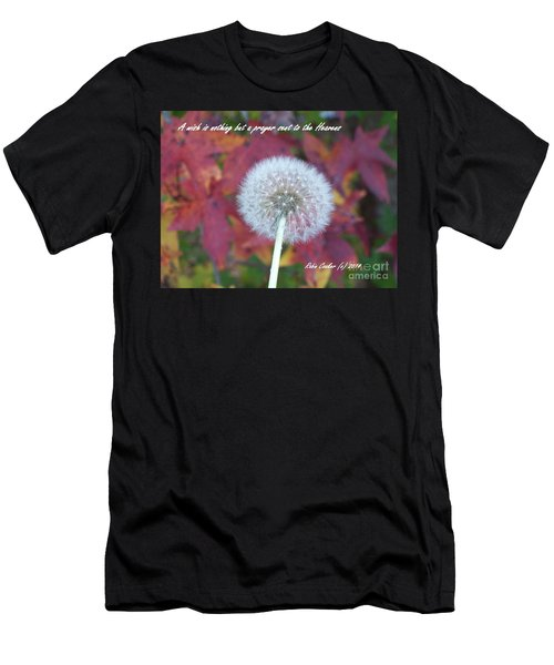 A Wish For You Men's T-Shirt (Athletic Fit)