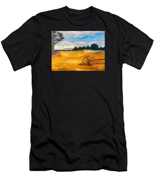 Abandon Farm Men's T-Shirt (Athletic Fit)