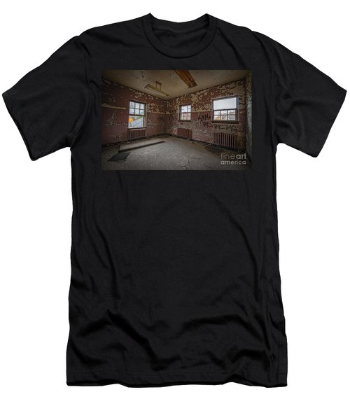 Abandoned Room At Letchworth Men's T-Shirt (Athletic Fit)
