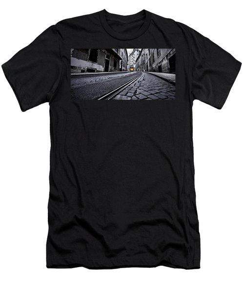 Abandoned Way Men's T-Shirt (Athletic Fit)