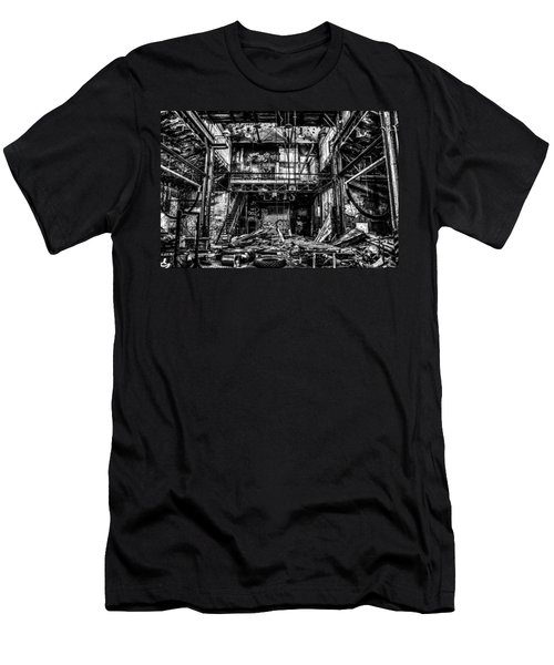 Abandonment Men's T-Shirt (Athletic Fit)