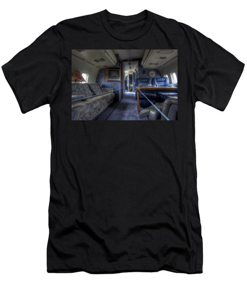 Aboard Air Force Two Men's T-Shirt (Athletic Fit)