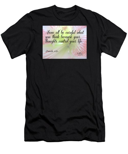 Men's T-Shirt (Athletic Fit) featuring the photograph Above All by Beauty For God