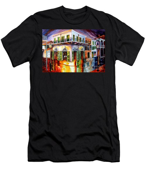 Absinthe House New Orleans Men's T-Shirt (Athletic Fit)