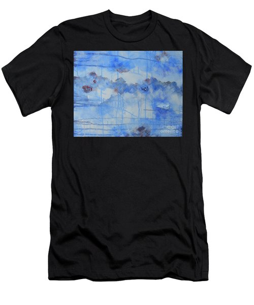 Abstract # 3 Men's T-Shirt (Athletic Fit)