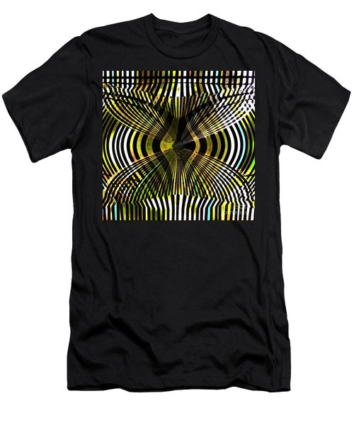 Abstract Butterfly Men's T-Shirt (Athletic Fit)
