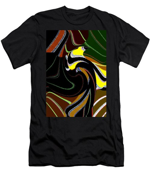 Abstract Fusion 183 Men's T-Shirt (Athletic Fit)