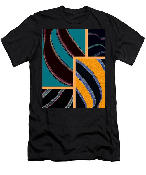 Abstract Fusion 237 Men's T-Shirt (Athletic Fit)