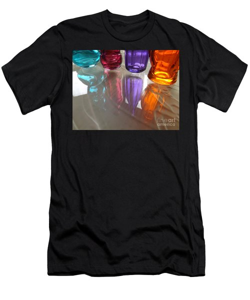 Abstract Reflections #4 Men's T-Shirt (Athletic Fit)