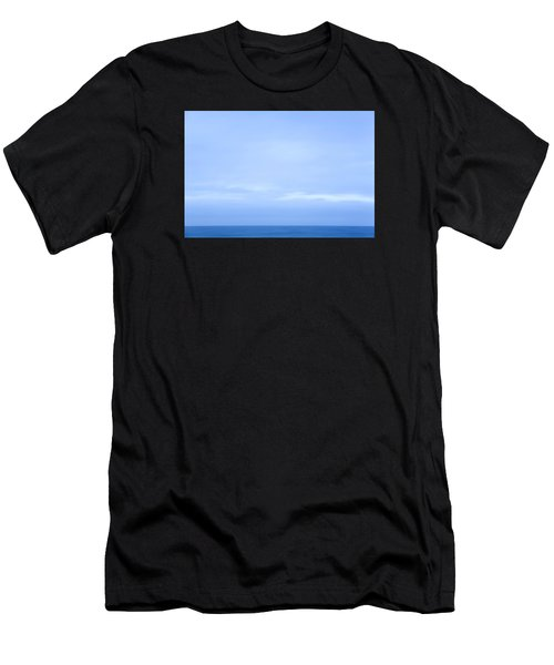 Abstract Seascape No. 07 Men's T-Shirt (Athletic Fit)