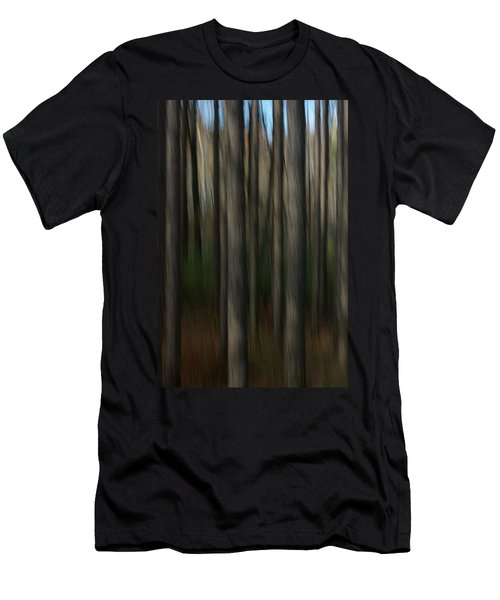 Abstract Woods Men's T-Shirt (Athletic Fit)