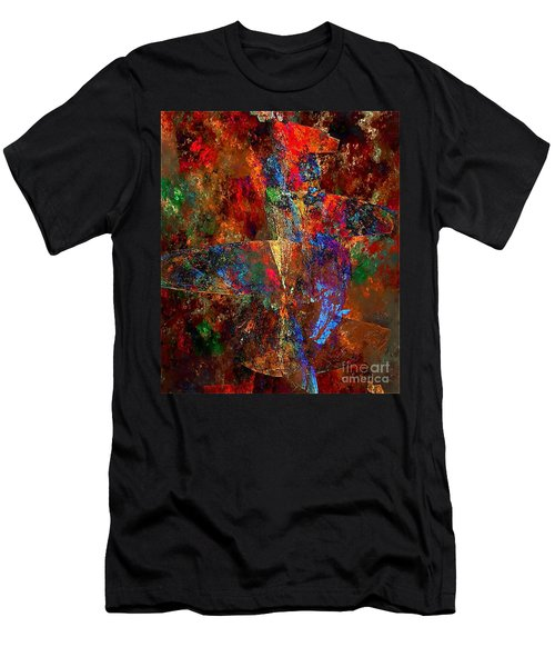 Abstraction 0393 Marucii Men's T-Shirt (Athletic Fit)