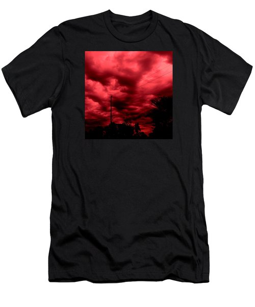 Abyss Of Passion Men's T-Shirt (Slim Fit) by Jeff Iverson