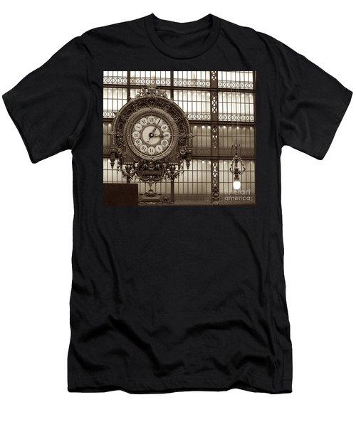 Accendimi Il Tempo Men's T-Shirt (Athletic Fit)