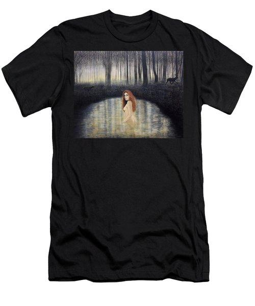 Actaeon And Artemis Men's T-Shirt (Athletic Fit)