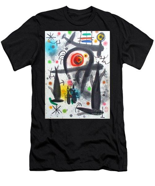 Acuatico Triunfo De La Imaginacion Men's T-Shirt (Athletic Fit)