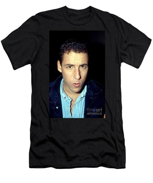 Adam Sandler 1991 Men's T-Shirt (Slim Fit) by Ed Weidman