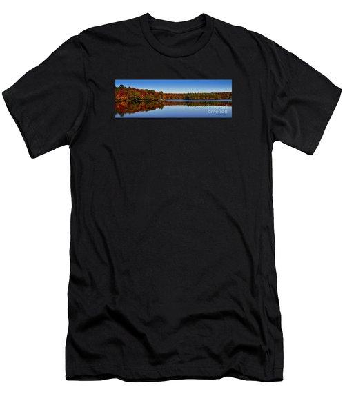 Adirondack October Men's T-Shirt (Athletic Fit)