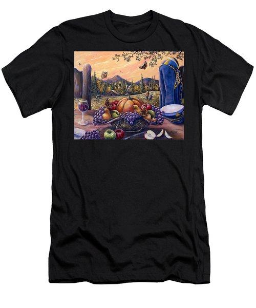 Admirals Harvest Men's T-Shirt (Athletic Fit)