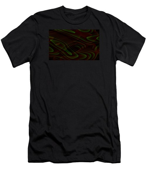Adnir Men's T-Shirt (Slim Fit) by Jeff Iverson