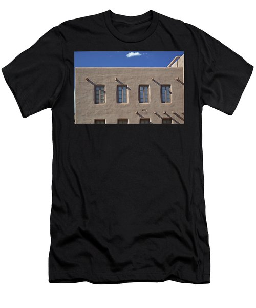 Adobe Architecture II Men's T-Shirt (Athletic Fit)