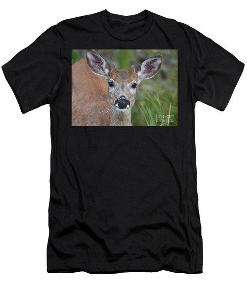 Adolescent Curiosity Men's T-Shirt (Athletic Fit)