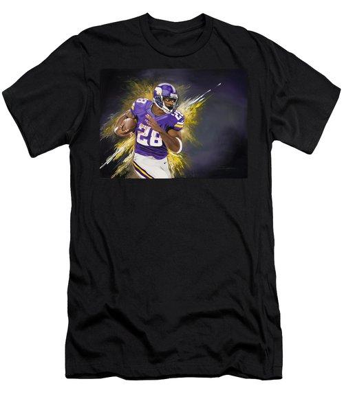 Adrian Peterson Men's T-Shirt (Athletic Fit)