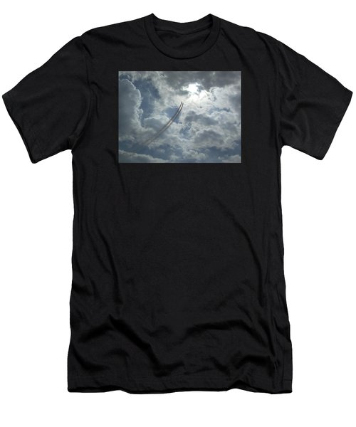 Aerial Display 2 Men's T-Shirt (Athletic Fit)