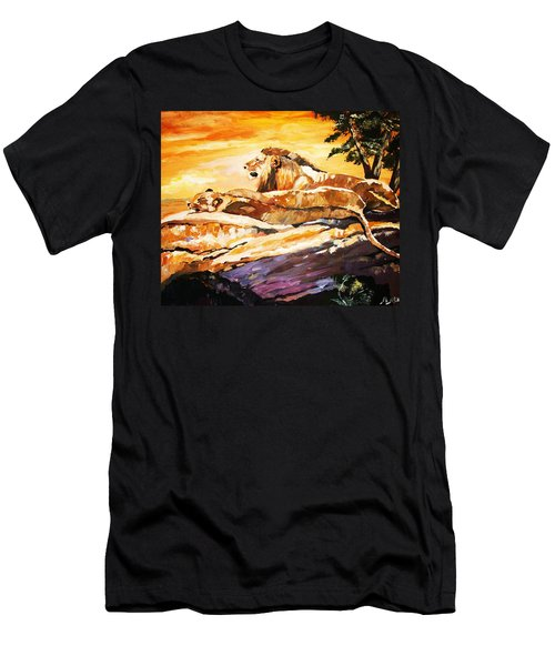 After The Hunt Men's T-Shirt (Athletic Fit)