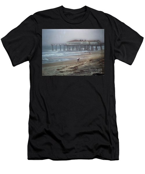 After The Hurricane Men's T-Shirt (Athletic Fit)