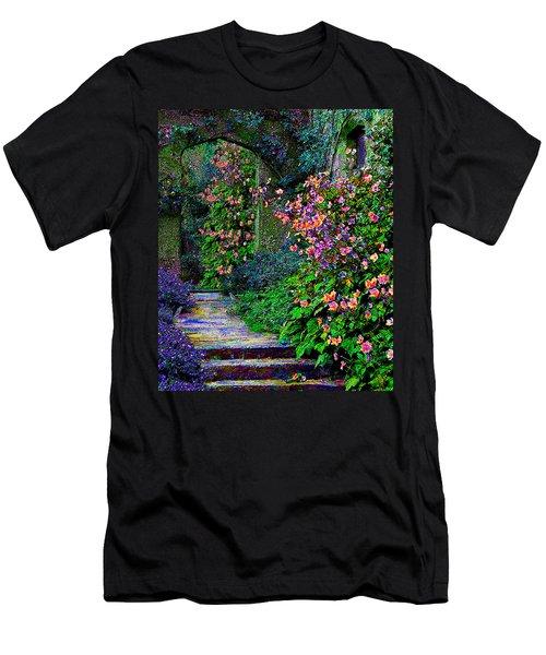 After The Rain Men's T-Shirt (Slim Fit) by Michele Avanti