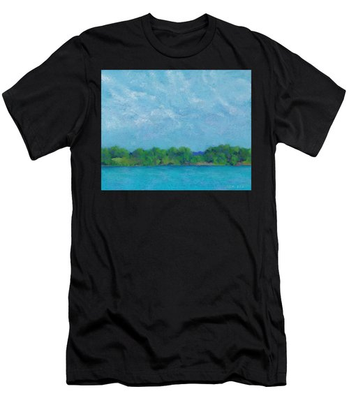Afternoon Rest Men's T-Shirt (Athletic Fit)
