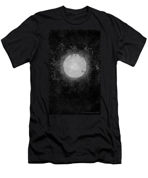 Men's T-Shirt (Slim Fit) featuring the drawing Afterward by Carol Jacobs