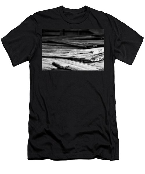 Against The Grain Men's T-Shirt (Athletic Fit)