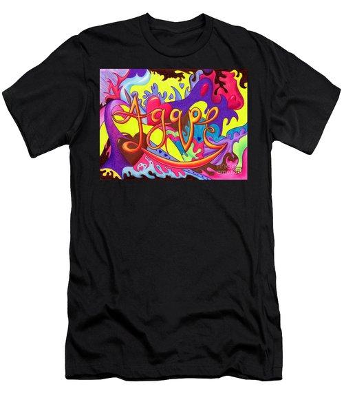Agape Men's T-Shirt (Athletic Fit)