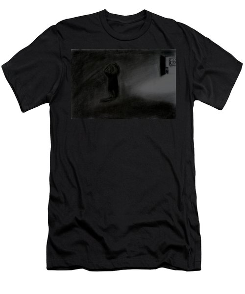 Agony Of The Outside World 1 Men's T-Shirt (Athletic Fit)