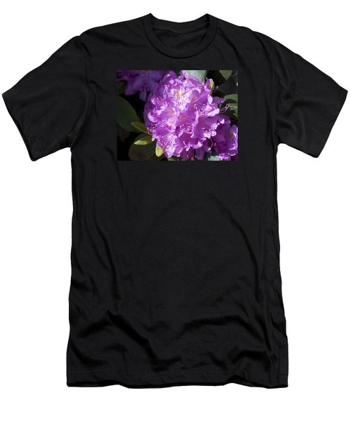 Ah Rhododendron Men's T-Shirt (Athletic Fit)